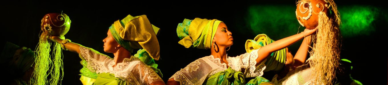 Kostüm Tänzerinnen