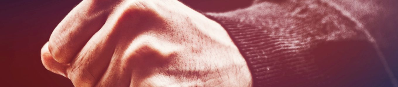 Linke Hand